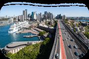 Travelling around Sydney