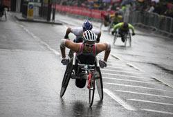 wheelchair-race