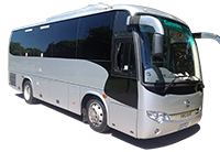 bus charter services brisbane