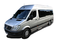 minibus hire with a driver in sydney