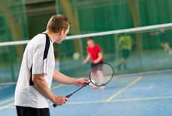 Badminton-Open