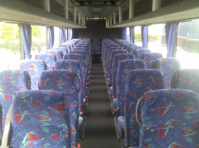 57 Seat Standard Coach (ALL)