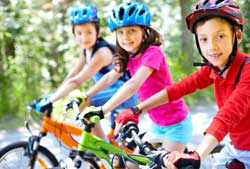 Cycling With Your Kids