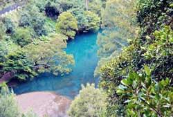 the Jenolan Caves